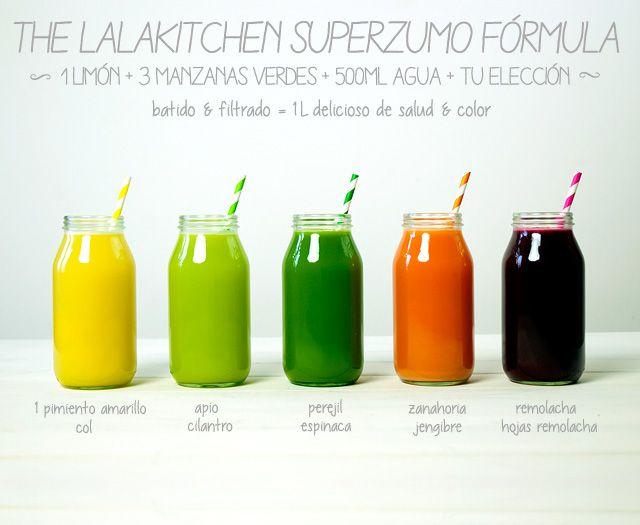 Ingredientes 1 lim n sin c scara 3 manzanas verdes 500 - Cascara de limon ...