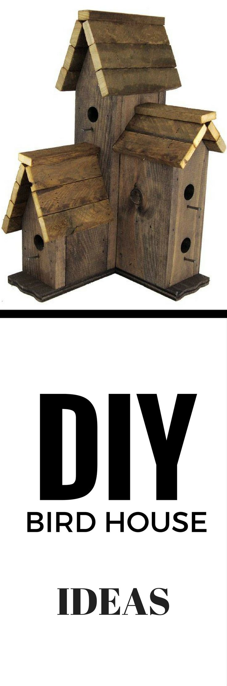 Bird House Ideas and Inspiration http://vid.staged.com/1VWs