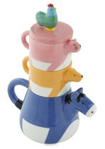 Colas de Alto Juego de Té: Teas For Two, Tea Sets, Teas Time, Vintage Kitchens, Tail Teas, Teas Pots, Tall Tail, Teas Sets, Animal