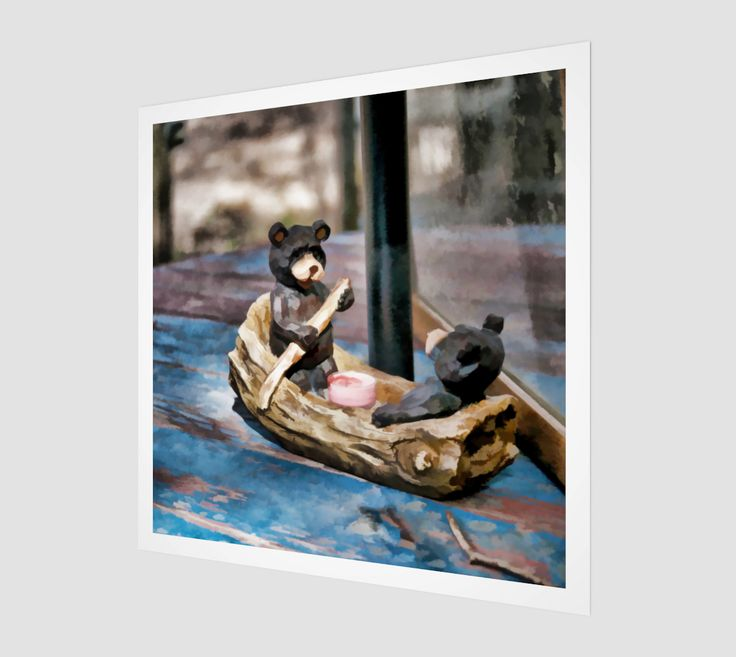 Two Bears in a Canoe II preview