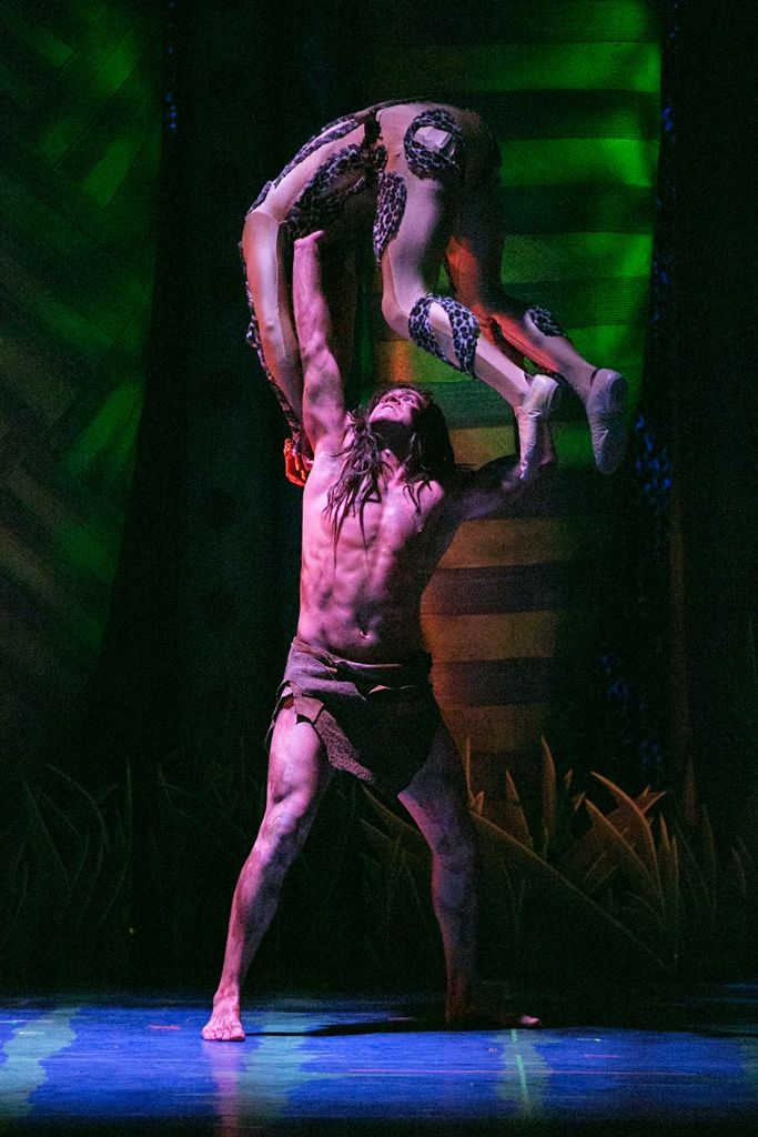 BWW Reviews: 3-D Theatricals' TARZAN THE MUSICAL is a Swinging Success. 7/15/15