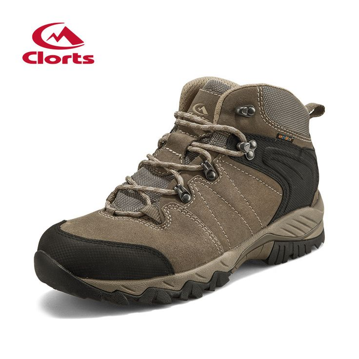 Clorts 2016 New Men Hiking Boots Waterproof Mountain Boots Breathable Climbing Shoes High-Top Boots HKM-822A/D/G