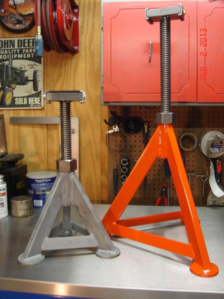 Building Tripod Stands The Garage Journal Board Diy