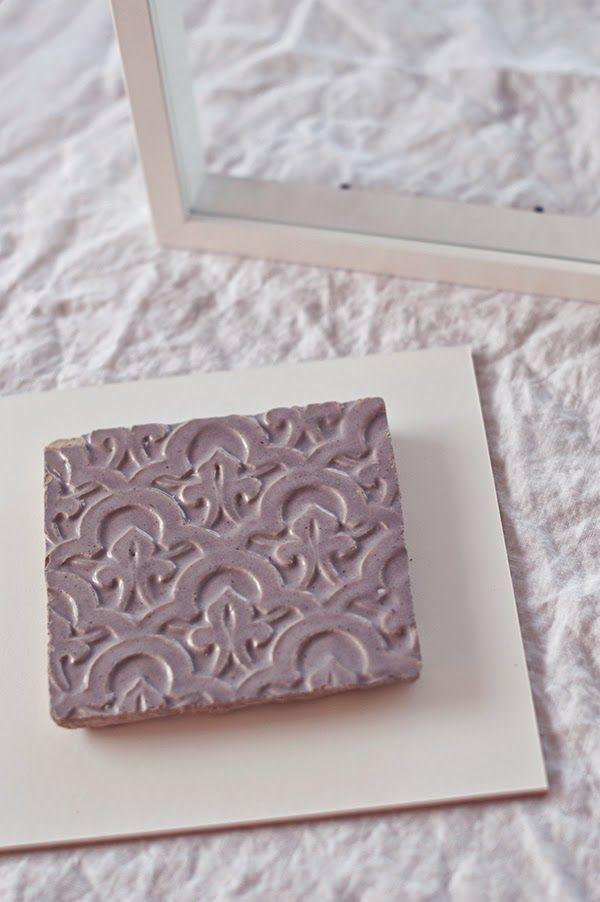 www.thewhitebox.no Scandinavian interior design. Spanish tile. DIY