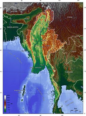 Burma Campaign 1944–45 - Although the Allies expected that the Japanese would fight as far forward as possible, on the Chindwin, Kimura recognised that most of the Japanese units in Burma were weakened by heavy casualties during the previous year, and were short of equipment. To avoid fighting at a disadvantage on the Chindwin or in the Shwebo plain between the Chindwin and Irrawaddy River where the terrain provided comparatively few obstacles to the Br. and Indian armoured and motorised…