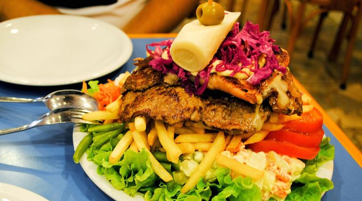 Gastronomia no Uruguai