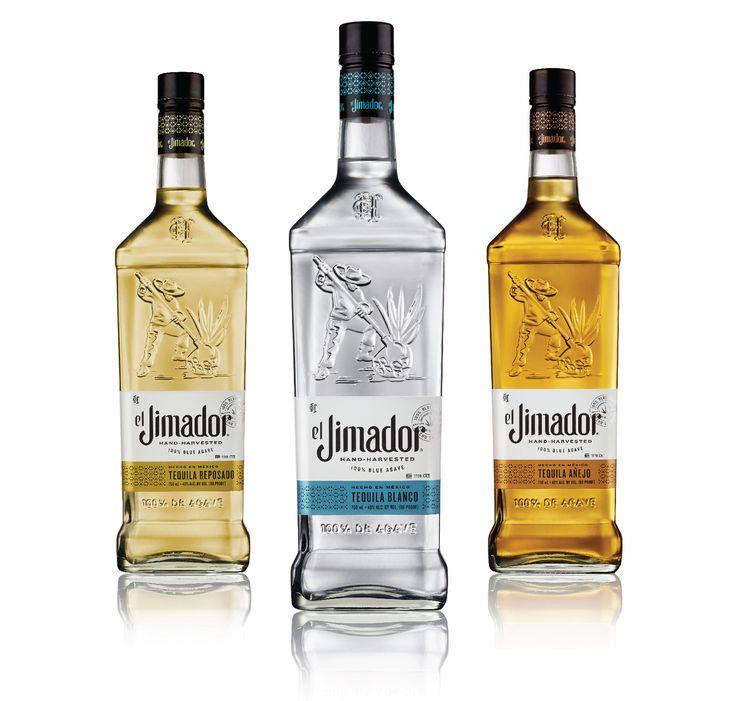 el-Jimador Redesigned Bottles