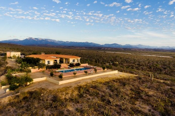 If you're looking for the best climate in the world, hands down; beautiful Pacific ocean views and breezes; majestic mountain views and thousands of acres devoted to organic food production then Todos Santos may just be the place for you.