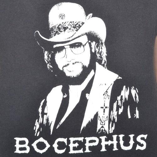 Vintage 80s Bocephus Hank Williams Jr T Shirt Clothes