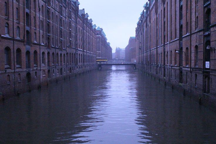 Travel with me: Hamburg, through nature