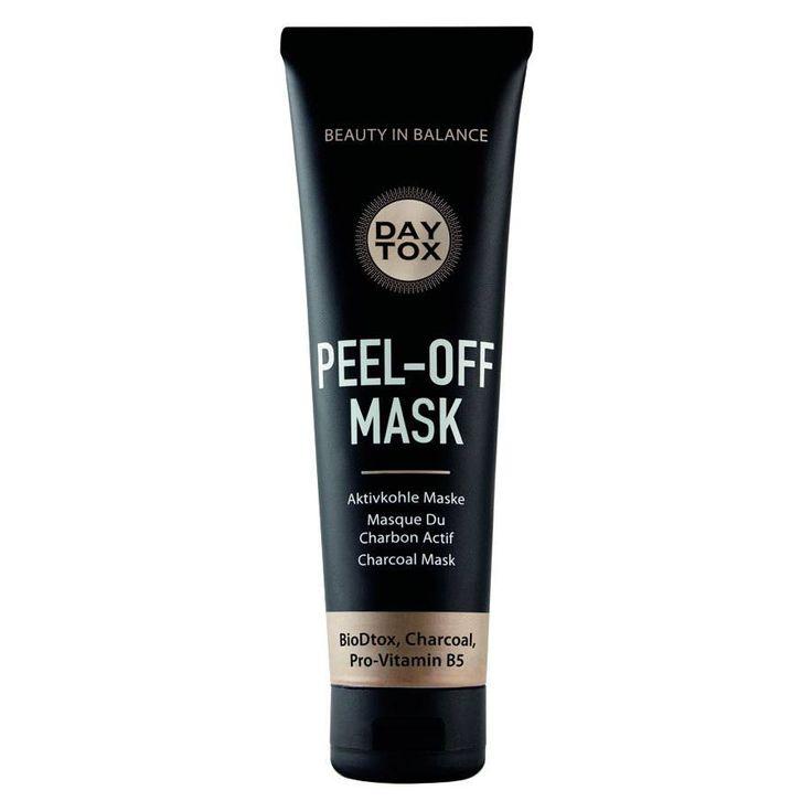 Daytox Peel-Off Mask är din nya favoritmask! Masken innehåller aktivt kol som gör den helt nattsvart. Absorberar överflödig talg, bekämpar pormaskar och rengör huden på djupet.