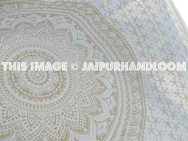 cheap wall tapestries. Add a distinctive touch to your bedroom space by hanging Indian mandala hippie tapestry. Constructed from 100% cotton, this