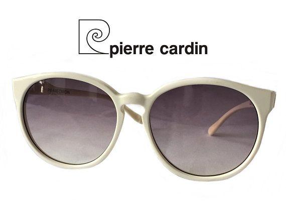 Pierre Cardin Kussen : Pierre cardin s sunglasses beige sunglasses grey lenses boho