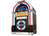 Ricatech RR790 Jukeboxi (CD/MP3, USB/SD, Radio) tallentava - Konerauta.fi