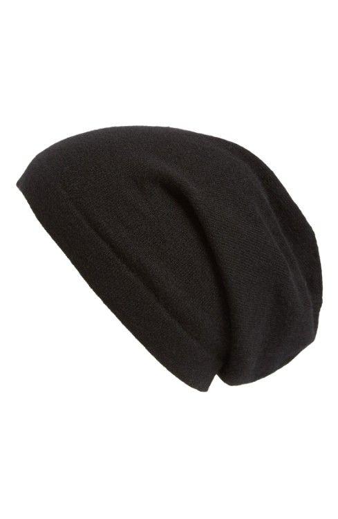 $23.70 (sale) - Nordstrom Men's Shop Cashmere Beanie
