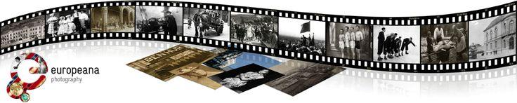 EuropeanaPhotography es un gran consorcio y un proyecto único que reúne algunas de las colecciones fotográficas más prestigiosas de archivos, bibliotecas públicas y museos fotográficos; cubriendo más de 100 años de fotografía, desde 1839 con el primer ejemplo de imágenes de Fox Talbot y Daguerre hasta el principio de la Segunda Guerra Mundial (1939).