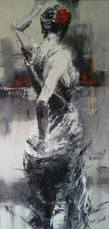 Joseph Capicotto | Abstract painter | Tutt'Art@ | Pittura * Scultura * Poesia * Musica |