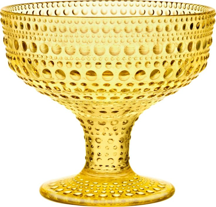 Iittala - Kastehelmi Bowl 35 cl lemon