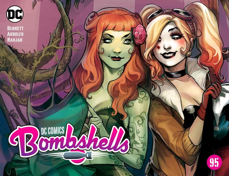 DC Comics: Bombshells Issue #95 - Read DC Comics: Bombshells Issue #95 comic online in high quality