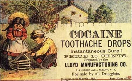 toothache drops certainly no longer available over the counter, 1885