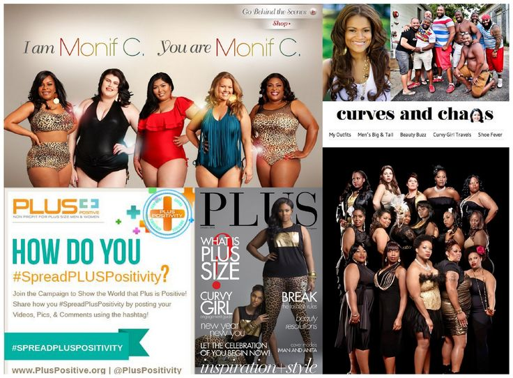 We Asked, You Answered. Last month we asked you to share your favorite plus size websites with us and you definitely answered. When we said favorite, we wanted you to share those websites that you visit on a daily basis; the one's you MUST start your day reading. Among our Editor's top ...