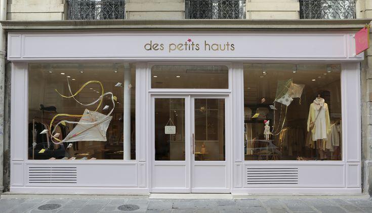 17 best images about nos boutiques on pinterest belle pastel and lille - Des petits hauts boutiques ...