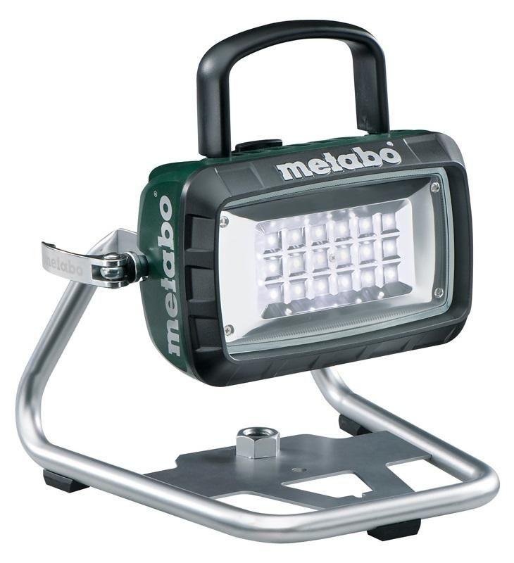 Metabo BSA14.4-18 Led Cordless Work Light, 1200-1800 Lumen