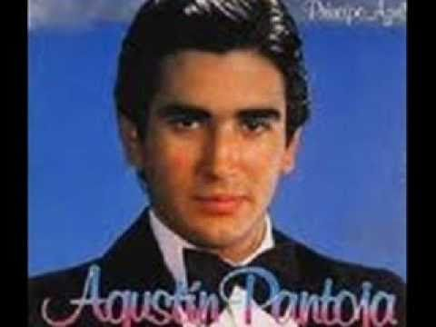 """Te dedico esta cancion"" ( Agustin Pantoja )"