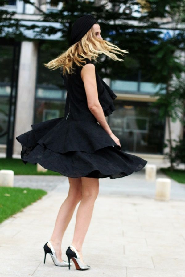 Dana Rogoz in Parlor! #parlor #fashion