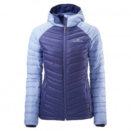 Alptic Women's Down Jacket - Deep Cobalt