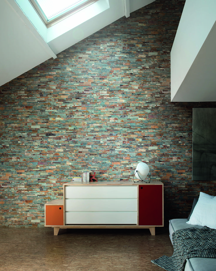 143 best stonepanel decopanel images on pinterest for Decoracion paredes interiores