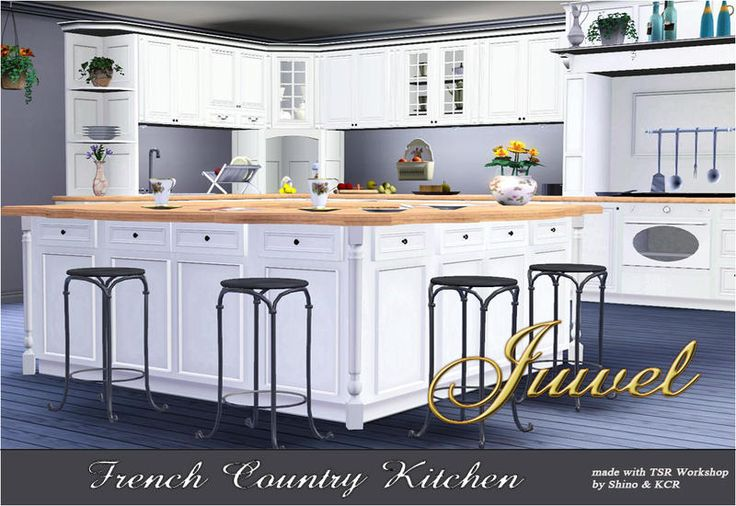 Shinokcr 39 s kitchen juwel sims 3 design inspiration for Sims 3 kitchen designs