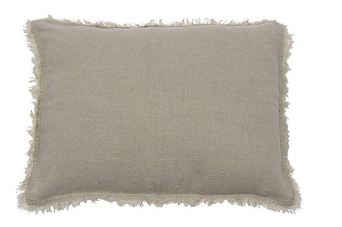 MrsBLOOM: Linen Cushion Anna natural 50x40