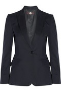 Stella McCartney - Iris tailored wool-twill blazer