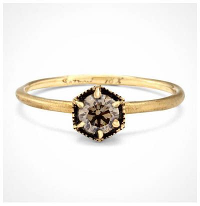 23 best non traditional wedding rings images on Pinterest