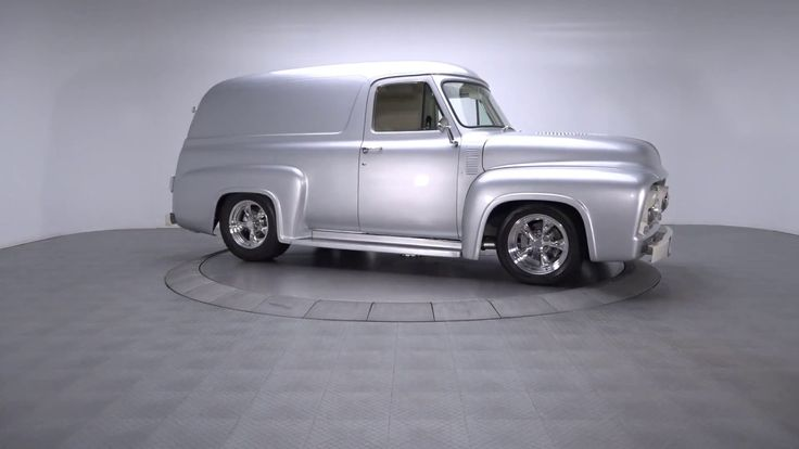 136002 / 1955 Ford F100 Panel Truck
