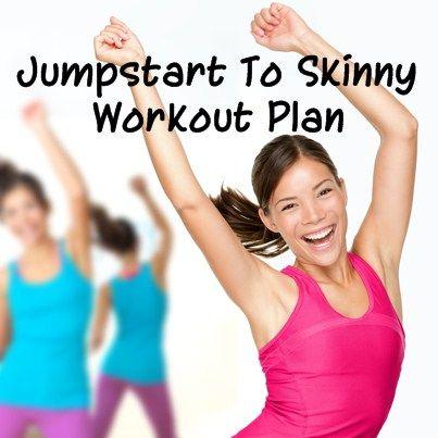 Dr Oz: Bob Harper Jumpstart to Skinny Three Week Diet Plan & Workout