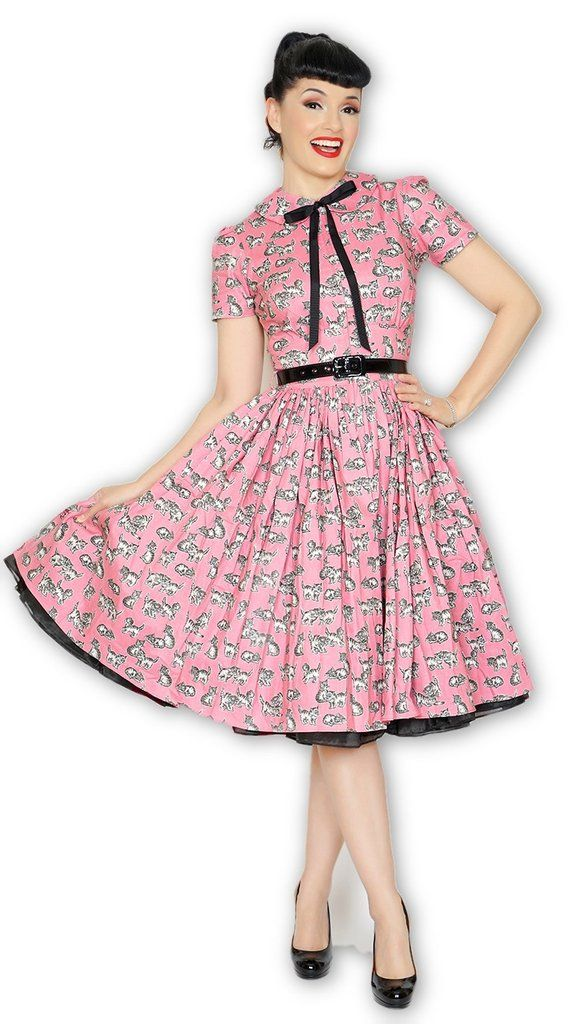 Pin up dress