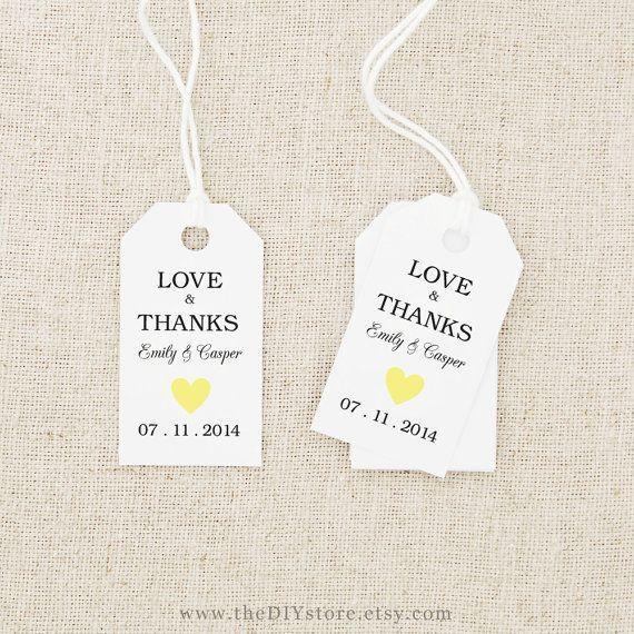 Tag printable text editable small tag size gift tags favor tag
