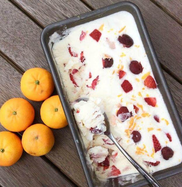 Σπιτικό παγωτό Tutti Frutti !!! ~ ΜΑΓΕΙΡΙΚΗ ΚΑΙ ΣΥΝΤΑΓΕΣ
