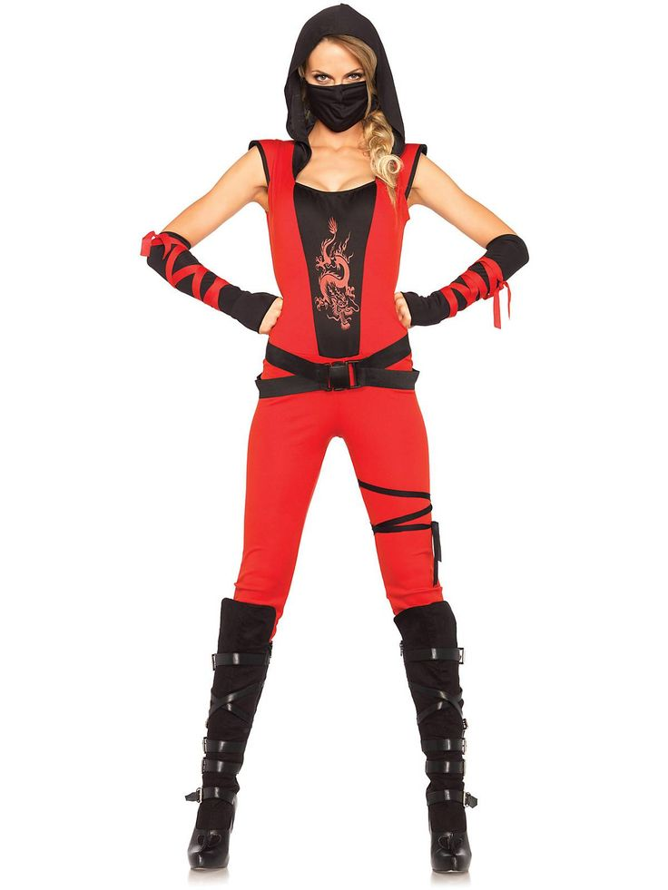 Women's Sexy Ninja Assassin Costume | Wholesale International Costumes for Adults