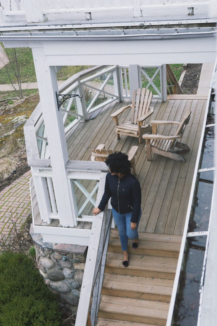 Afro hair travel blog Peterborough Ontario| #ElaishaGoes: to The Viamede Resort: A Sweet Escape