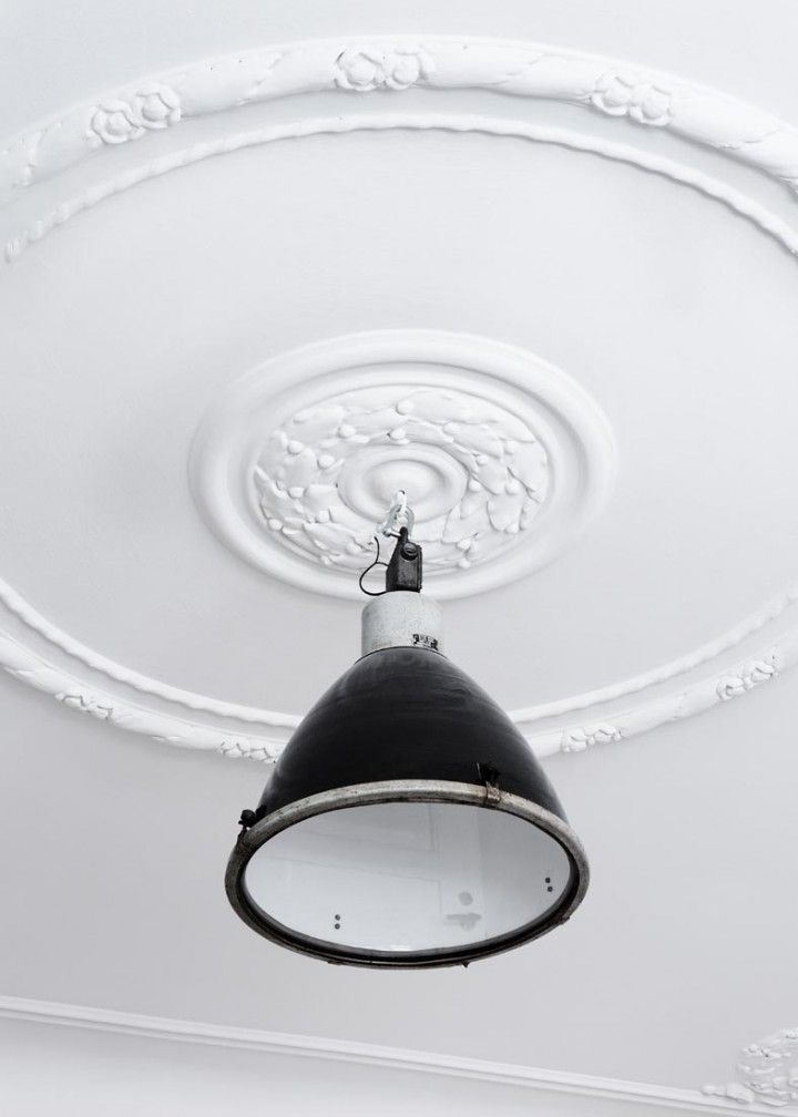 industrial with some great character in the ceiling treatment