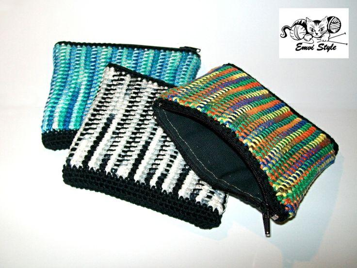 Smal Crochet Purse