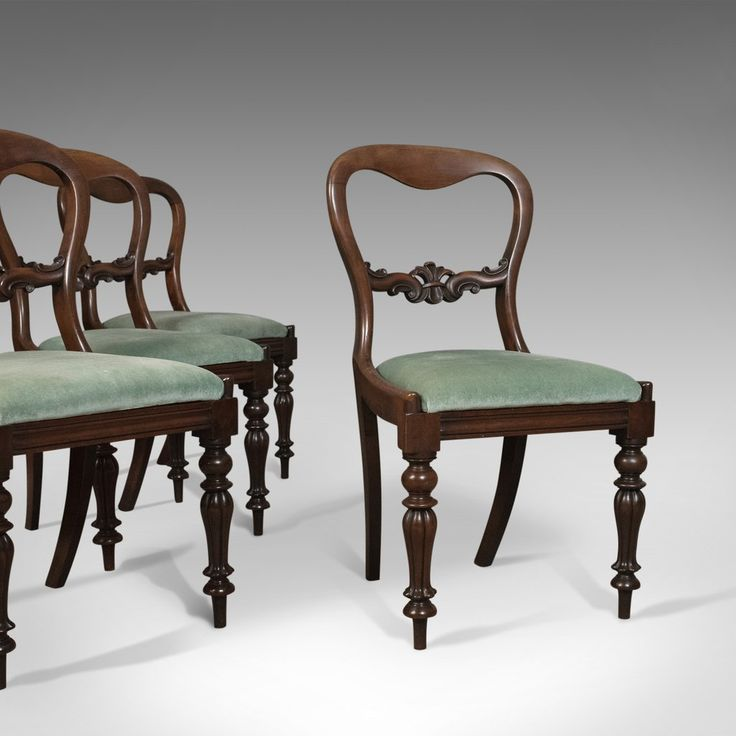 Set of Four Antique Dining Chairs, English, Buckle Back, Mahogany Circa 1835 - Best 25+ Antique Dining Chairs Ideas On Pinterest Antique Dining