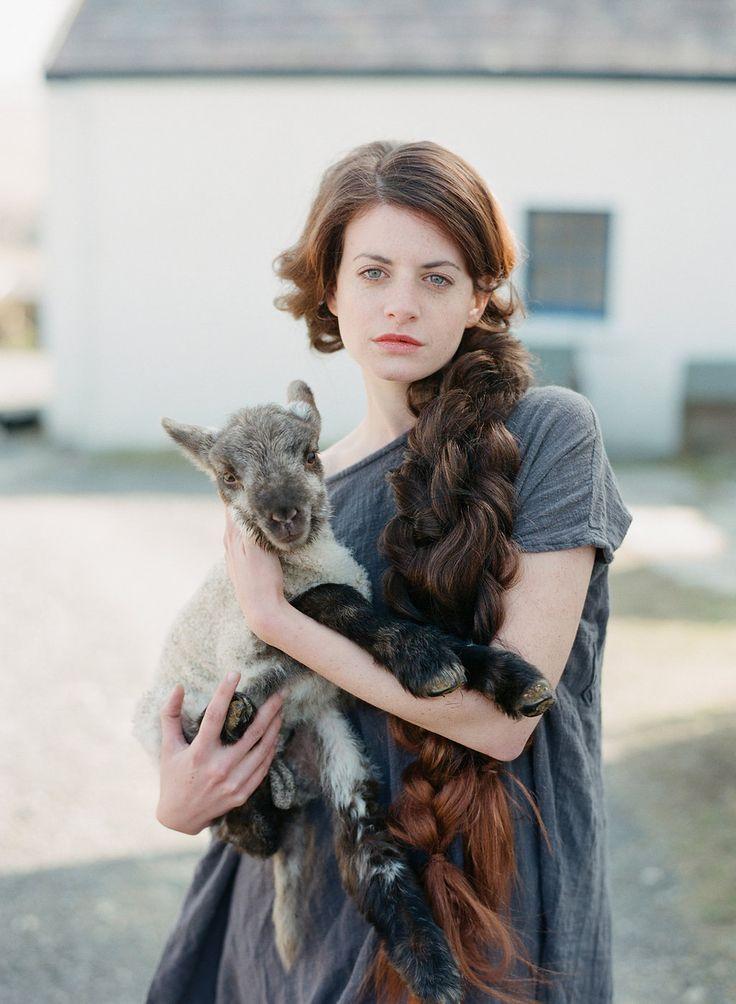 Dream Ireland Photo Shoot | Pearl and Godiva | Corbin Gurkin