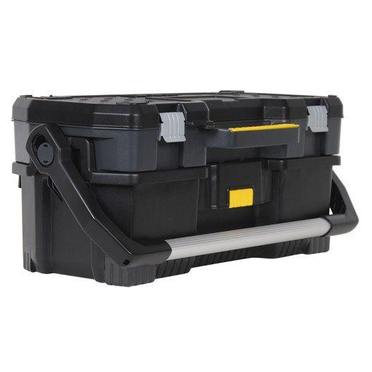 Boîte à outils STANLEY, L.64 cm