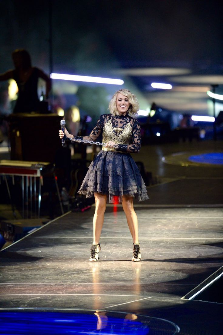 Carrie Underwood. The Storyteller Tour