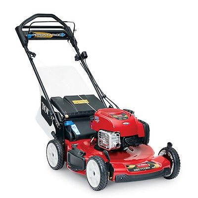 Walk-Behind Mowers 71272: Toro 20333 22-Inch 163Cc Personal Pace Spin Stop Gas Powered Push Lawn Mower -> BUY IT NOW ONLY: $399 on eBay!