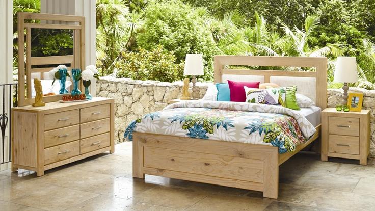 Teneriffe Bedroom Furniture by Deva Loka from Harvey Norman New Zealand